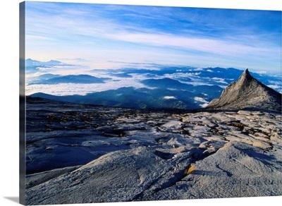 Mt Kinabalu, Kinabalu National Park, Sabah, Borneo, Malaysia