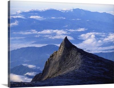 Mt Kinabalu, Sabah, Borneo, Malaysia