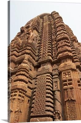 Muktesvara temple, an early example of Nagara architecture, Bhubaneshwar, Orissa, India