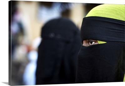 Muslim Girl, Lamu, Kenya