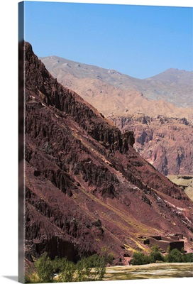 Pai Mori Gorge, between Kabul and Bamiyan, Bamiyan province, Afghanistan