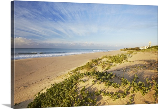 Paradise beach, Jeffrey\'s Bay, Eastern Cape, South Africa, Africa ...