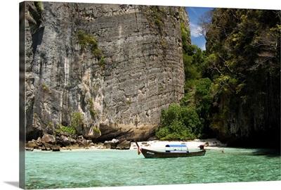 Pileh cove, Phi Phi Lay Island, Thailand