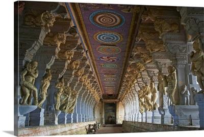 Ramanatha Swami, Rameswaram, Tamil Nadu, India, Asia