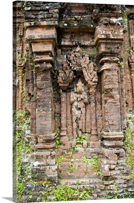 Ruins at My Son near Hoi An, Vietnam, Indochina