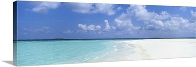 Sandbar, Baa Atoll, Maldives, Indian Ocean, Asia