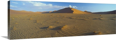 Sesriem, Namib Naukluft Park, Namibia, Africa