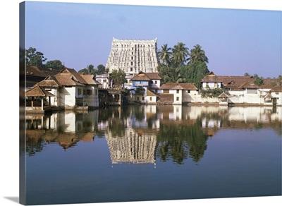 Sri Padmanabhasvami Temple, Thiruvananthapuram, Kerala state, India
