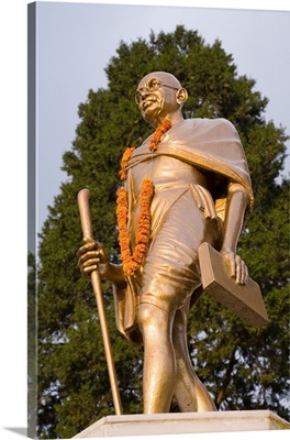Statue of Gandhi, Shimla, Himachal Pradesh, India