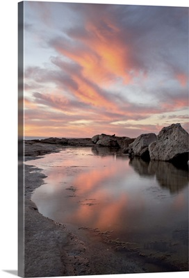 Sunset, Elands Bay, Western Cape Province, South Africa