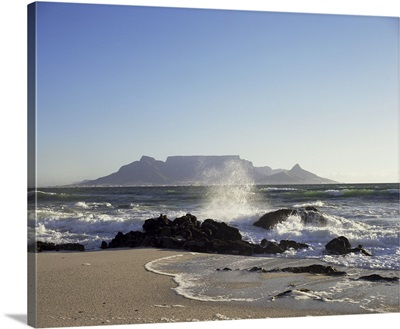 Table Mountain, Cape, South Africa, Africa