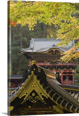 Taiyu-in Mausoleum, Nikko, Central Honshu (Chubu), Japan