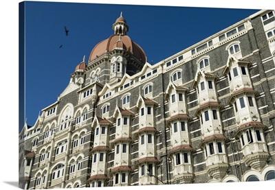 Taj Mahal Palace Hotel, Mumbai (Bombay), Maharashtra, India, Asia