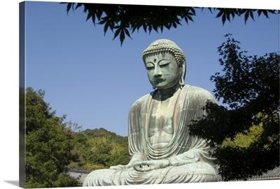 The Big Buddha statue, Kamakura city, Kanagawa prefecture, Japan