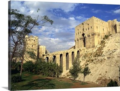 The Citadel, Aleppo, Syria