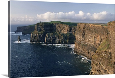 The Cliffs of Moher, Munster, Eire (Republic of Ireland)
