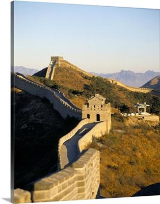 The Great Wall of China, China, Asia