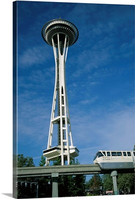 The Space Needle, Seattle, Washington State