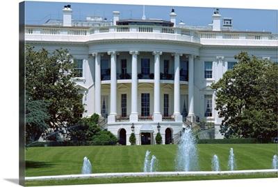 The White House, Washington D.C., United States of America