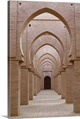 Tin Mal Mosque in the High Atlas, Morocco, North Africa, Africa