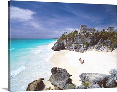 Tulum, Quintana Roo State, Yucatan Peninsula, Mexico