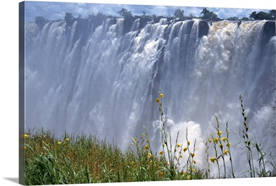 Victoria Falls (Mosi-oa-Tunya), Zambia, Africa