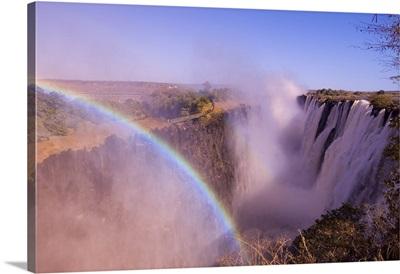 Victoria Falls, Zambesi River, Zambia