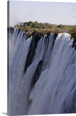 Victoria Falls, Zambesi River, Zambia, Africa