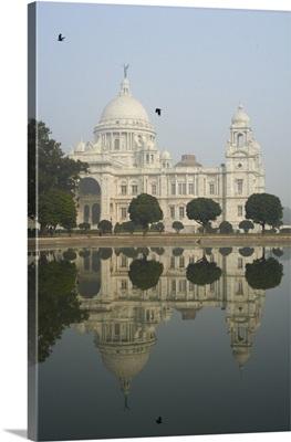 Victoria Memorial, Chowringhee, Kolkata, West Bengal, India