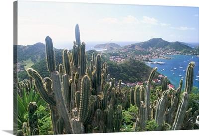 View from Fort Napoleon, Terre-de-Haut, Les Saintes, French Antilles