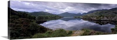 View of Upper Lake, Lakes of Killarney, Republic of Ireland