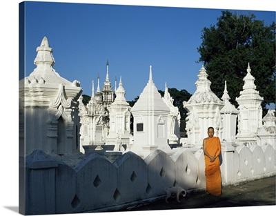 Wat Suandok, Chiang Mai, Thailand, Southeast Asia