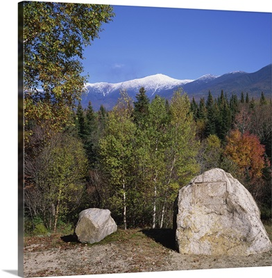 White Mountains National Forest, New Hampshire, USA