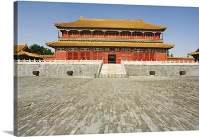 Zijin Cheng, The Forbidden City Palace Museum, Beijing, China