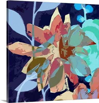 Abstract Flower II
