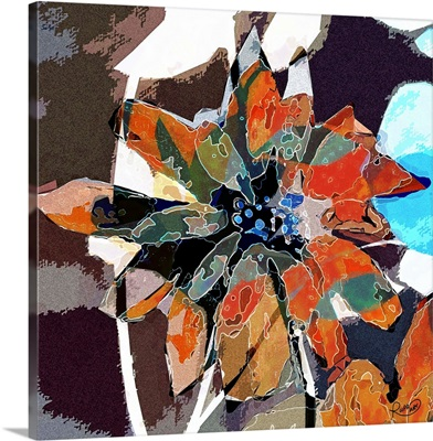 Abstract Flower IV