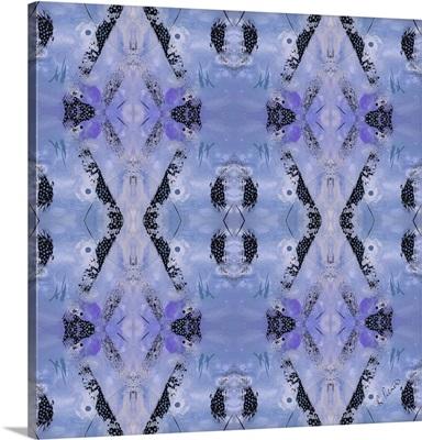 Blue Diamonds I