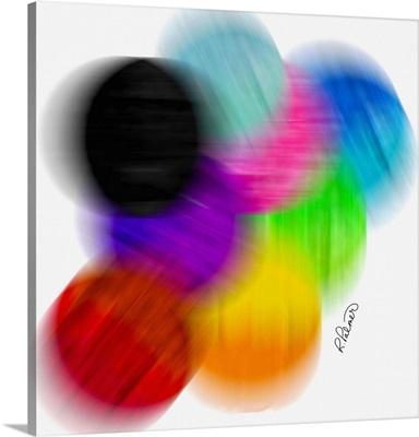 Blurred Balls
