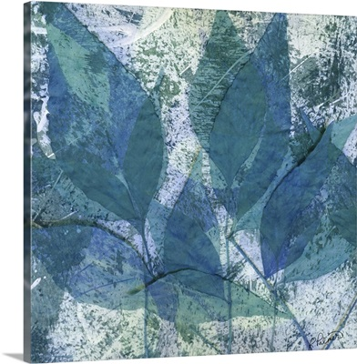 Calming Leaves Two