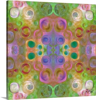 Green Pattern II