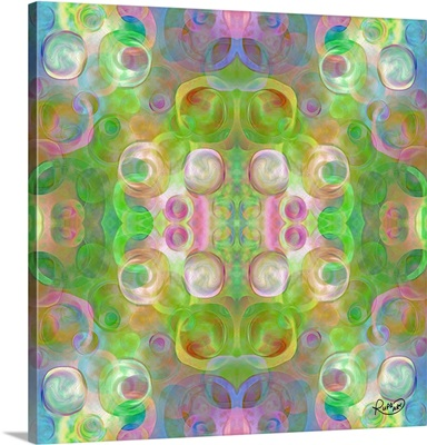 Green Pattern Merge