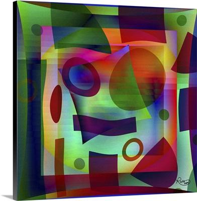 Layered Shapes II