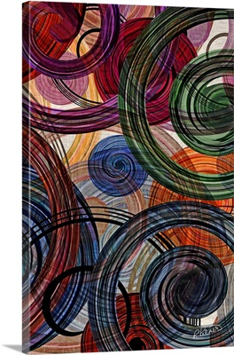 Swirling Circles Two