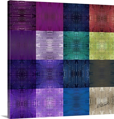 Textured Squares Two
