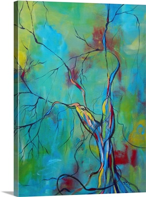 Tree of Winding Color