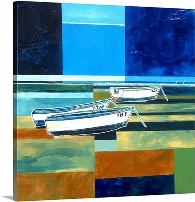 Abstract Boats I