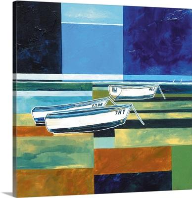 Abstract Boats III