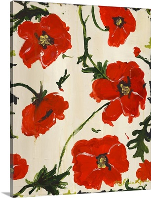 Antique Poppies