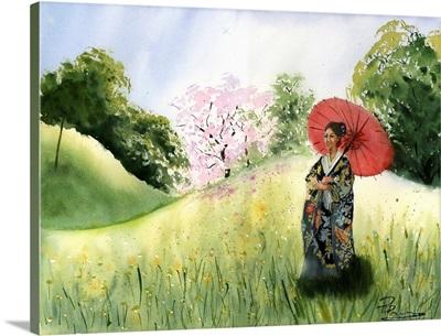 Asian Landscape II