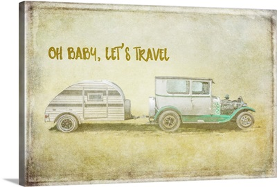 Baby Let's Travel